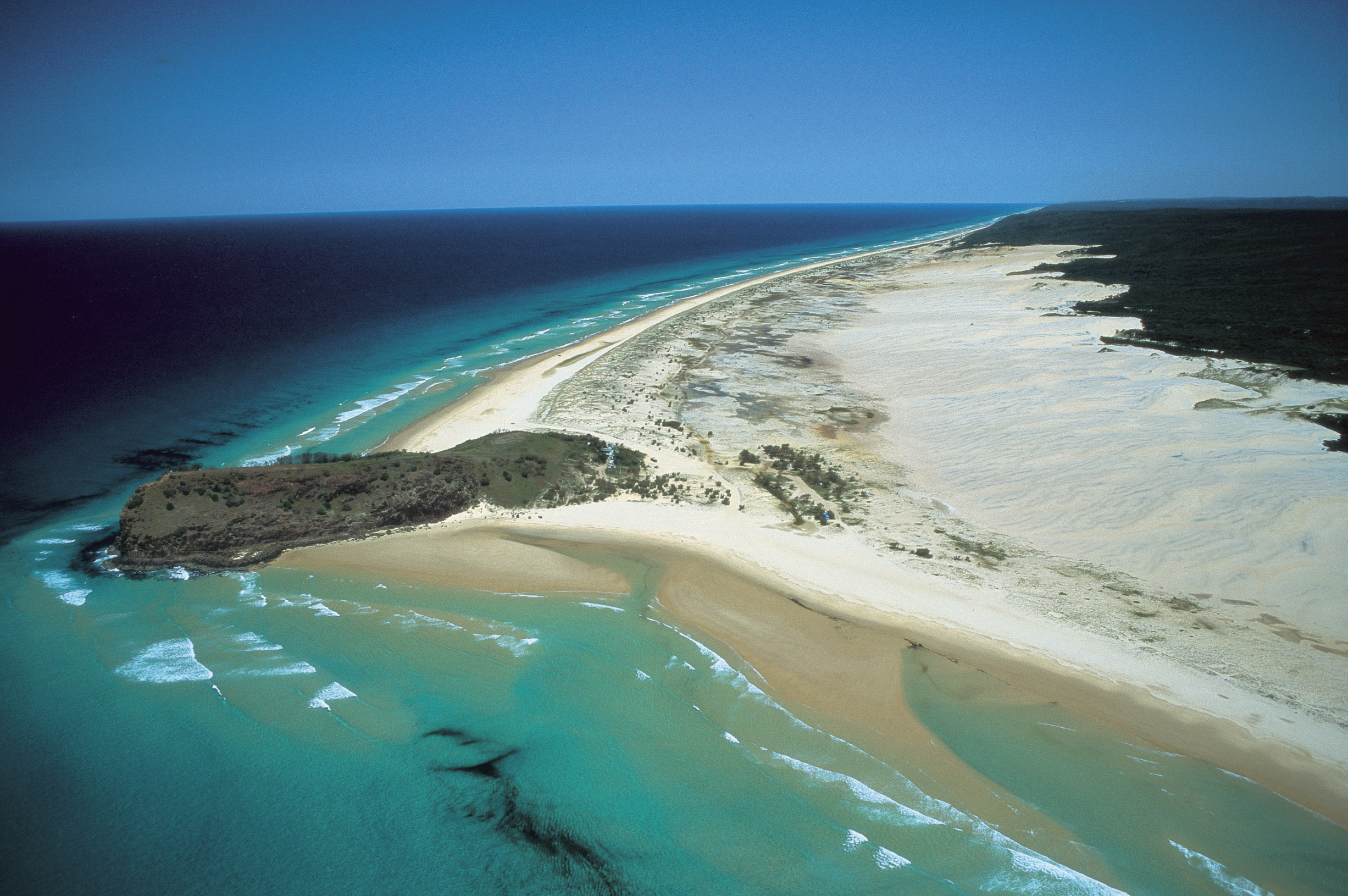 Indian Head Fraser Island Aboriginal