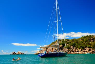 Real Sailing Magnetic Island, Townsville North Queensland