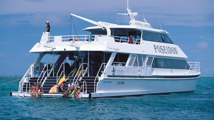 For the keen divers, choose to dive & snorkel 3 locations in 1 day from Port Douglas