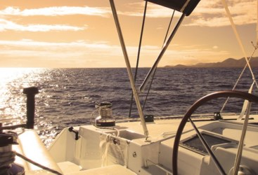 Luxury Adults Only Sunset Sailing from Port Douglas on the Coral Sea