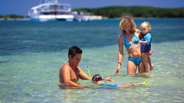 Port Douglas Family tours - Great Barrier Reef