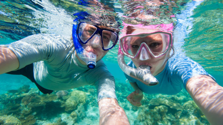 Snorkel the Whitsundays
