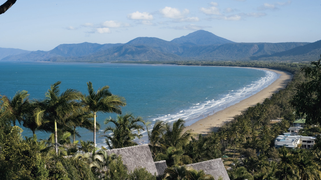 Four Mile Beach, Tropical North Queensland