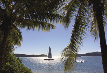 Sailing, Hamilton Island, Whitsundays